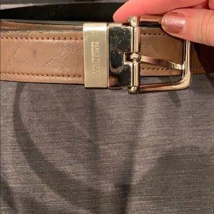 Nautica reversible 36 inch waist belt